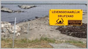 Dijkversterkingsproject Markermeer in gevaar